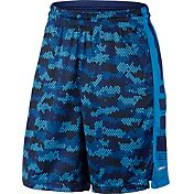 Nike Men's 9'' Elite Camouflage Printed Basketball Shorts