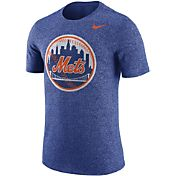 Nike Men's New York Mets Marled Royal T-Shirt