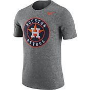 Nike Men's Houston Astros Marled Grey T-Shirt