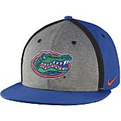Nike Men's Florida Gators Blue/Grey Sideline True Adjustable Performance Hat