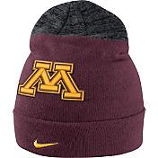 Nike Men's Minnesota Golden Gophers Maroon/Grey Sideline Beanie