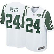 Nike Men's Away Game Jersey New York Jets Darrelle Revis #24