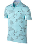 Nike Modern Fit TR Dry Print Polo