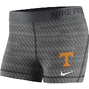 Nike Women's Tennessee Volunteers Anthracite Pro Shorts