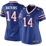 Nike Women's Home Limited Jersey Buffalo Bills Sammy Watkins #14