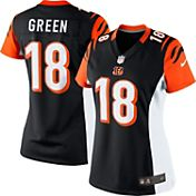Nike Women's Home Limited Jersey Cincinnati Bengals A.J. Green #18
