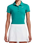 Nike Women's Precision Heather Polo