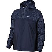 Nike Women's Shield Flash Printed Full Zip Running Jacket