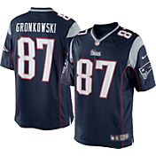 Nike Youth Home Limited Jersey New England Patriots Rob Gronkowski #87