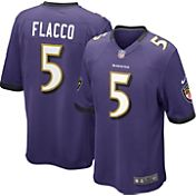 Nike Youth Home Game Jersey Baltimore Ravens Joe Flacco #5