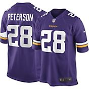Nike Youth Home Game Jersey Minnesota Vikings Adrian Peterson #28
