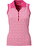 Nancy Lopez Women's Dream Sleeveless Polo