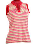 Nancy Lopez Women's Dizzy Sleeveless Polo