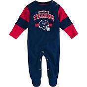NFL Team Apparel Infant's Houston Texans Newborn Coverall