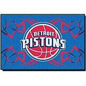 Northwest Detroit Pistons 20in x 30in Acrylic Rug