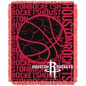 Northwest Houston Rockets Double Play Blanket