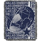 Northwest Dallas Cowboys Double Play Blanket