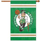 Party Animal Boston Celtics Applique Banner Flag