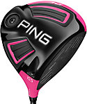 PING G Driver - Bubba Watson's Limited Edition Pink