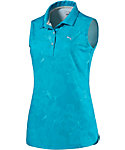 PUMA Women's Bloom Sleeveless Polo