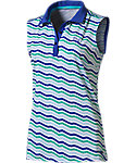 PUMA Women's Wave Sleeveless Polo