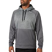 Reebok Men's Performance Fleece Pieced Hoodie