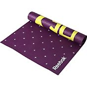 Reebok 2-Sided Hello Hi 4mm Yoga Mat
