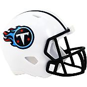 Riddell Tennessee Titans Pocket Speed Single Helmet