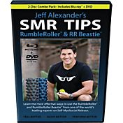 RumbleRoller Jeff Alexander's SMR Tips for Rumble Roller and RR Beastie DVD
