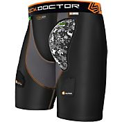 Shock Doctor Ultra Compression Ice Hockey Shorts