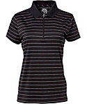 Slazenger Women's Luminescent Collection Space Dye Stripe Polo