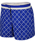 Slazenger Women's Lightning Collection Diamond Print Shorts
