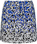 Slazenger Lightning Collection Printed Woven Skort