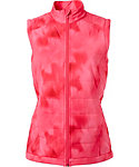 Slazenger Women's Tech Collection Tie-Dye Quilted Vest