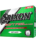 Srixon Soft Feel Golf Balls - 12 Pack