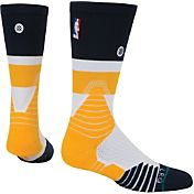 Stance NBA Crew Cap Navy Socks