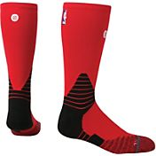 Stance NBA On Court Red Crew Socks