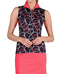 Tail Women's Twine Print Sleeveless Top