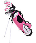 Tour Edge Kids' HT Max-J Complete Set (Ages 9-12) - Pink