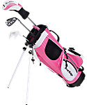 Tour Edge Kids' HT Max-J Complete Set (Ages 3-5) - Pink