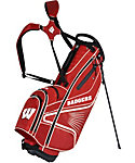 Team Effort GridIron III Wisconsin Badgers NCAA Stand Bag