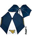 Team Effort 62'' WindSheer Lite West Virginia Mountaineers Umbrella