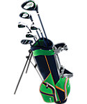 Top Flite Junior Complete Set (Ages 9-12) - Blue/Green