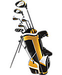 Top Flite Junior Complete Set (Ages 9-12) - Black/Yellow