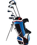 Top Flite Junior Complete Set (Ages 5-8) - Black/Blue