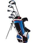 Top Flite Junior Complete Set (Ages 9-12) - Black/Blue