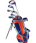 Top Flite Junior Complete Set (Ages 9-12) - Orange/Blue