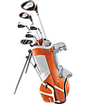 Top Flite Junior Complete Set (Ages 9-12) - Orange/White