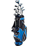 Top Flite XL Complete Set - Black/Blue