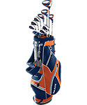Top Flite XL Complete Set - Blue/Orange